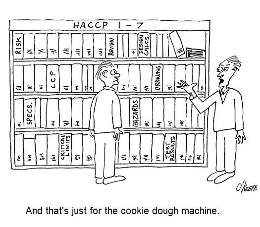 haccp engineering expert witness blog