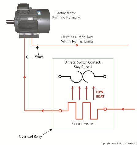 motor overload relay