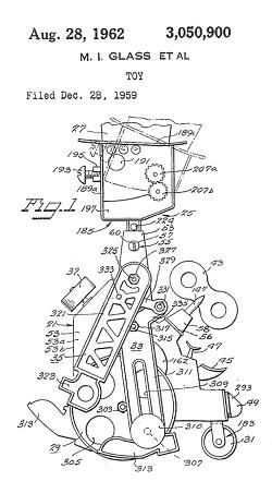 patent eligibility machine