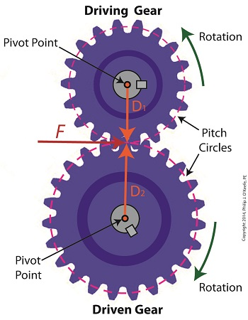 gear train exoert