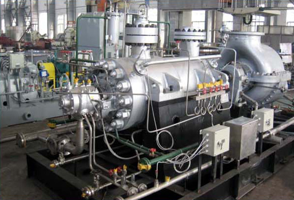 Boiler Feed Pumps Experience Cavitation